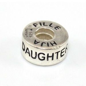 Chamilia 'daughter' charm